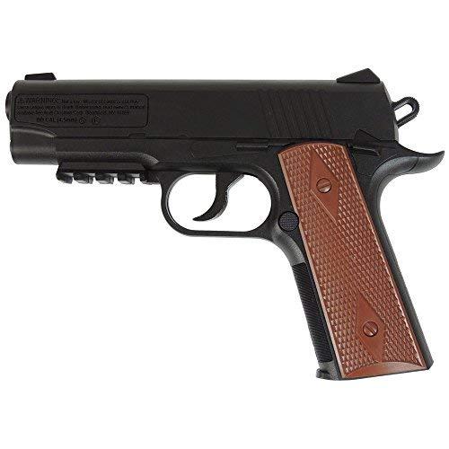 Crosman C1911B CO2 Powered Semi-Auto Pellet Air Pistol