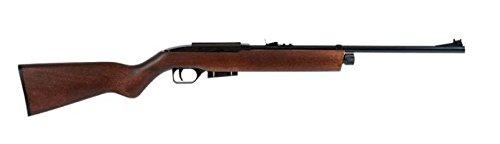 Crosman RepeatAir E-1077W Semi-Auto CO2 Air Rifles 1077 Multi-Shot wood