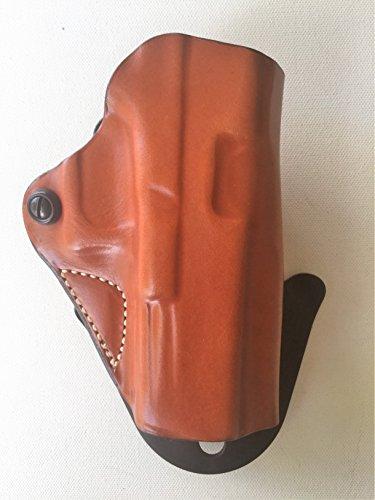 DeSantis Top Cop Paddle Holster Colt Govt 451911 Cmd Springfield 1911-A1 Right Hand
