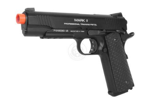 kwa m1911 mkii ptp blowback airsoft pistol airsoft gunAirsoft Gun