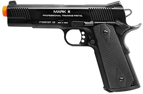 kwa m1911 mkiii ptp blowback metal gas pistol airsoft gunAirsoft Gun