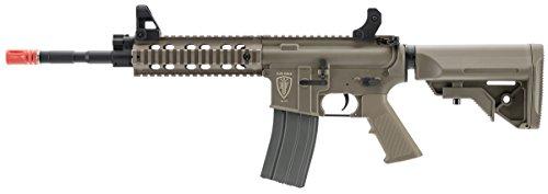 Elite Force M4 AEG Automatic 6mm BB Rifle Airsoft Gun CFR FDE