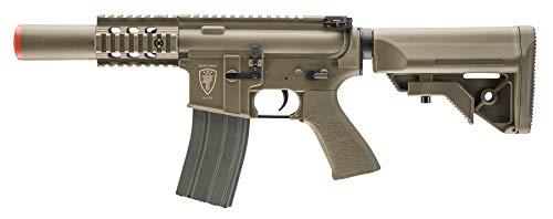 Elite Force M4 AEG Automatic 6mm BB Rifle Airsoft Gun CQC FDE