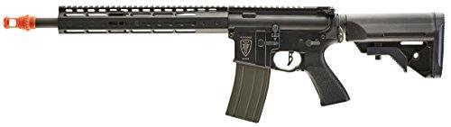 Elite Force M4 AEG Automatic 6mm BB Rifle Airsoft Gun MCR Black