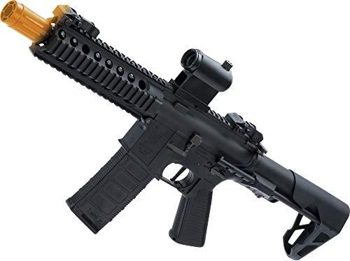 Evike Airsoft - King Arms M4 PDW SBR Airsoft AEG Rifle
