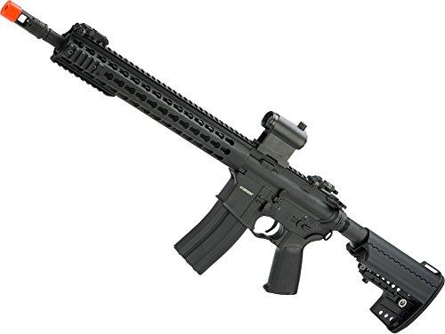 Evike - CYMA Full Metal M4 AEG with 13 Keymod Handguard