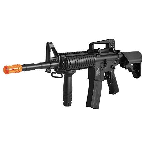 LT-04B SOPMOD M4 AEG METAL GEAR Black LT-04B
