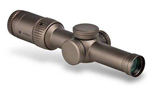 Vortex Razor HD Gen II 1-6x24mm Riflescope wVMR-2 Illuminated Dot MOA ReticleStealth RZR-16005