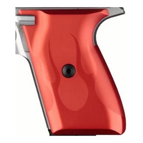 Hogue Ber 92Fs Alum Grip Kit Flm Red