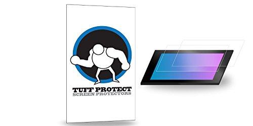 Tuff Protect Crystal Clear Screen Protectors Humminbird PiranhaMAX 240 Fish Finder