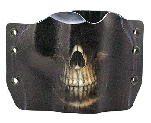 Grim Reaper Skull OWB Holster Right-Hand CZ 75 SP-01