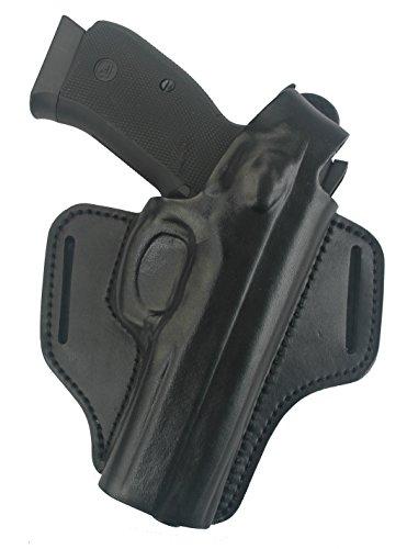 VlaMiTex Pistol Holster Leather Black CZ 75 SP 01 Shadow
