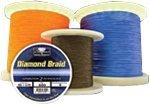 Momois Diamond Braid - 100lb 1200yd - White - Hollow Core