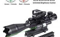 Pinty-Rifle-Scope-Combo-4-16X50EG-Illuminated-Optics-Sight-JG13-G-Green-Laser-Holographic-Dot-Sight-Riser-Mount-14-Slots-Elevation-Windage-Adjustment-22.jpg